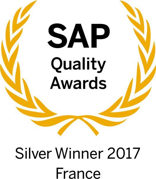 ARAGO Consutling - SAP Quality Awards 2017