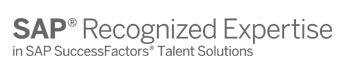 SAP Recognized Expertise SAP SuccessFactors Talent Solutions1