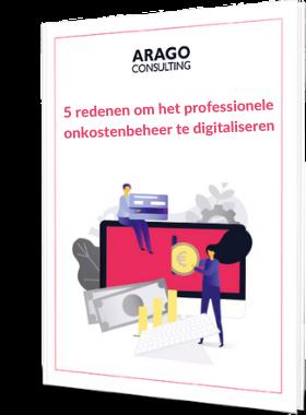 ebook: 5 redenen om het beheer van zakelijke uitgaven te digitaliseren