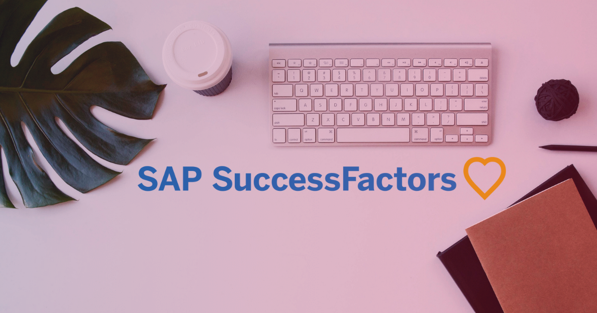 What's new in SAP SuccessFactors (First Half 2020)?