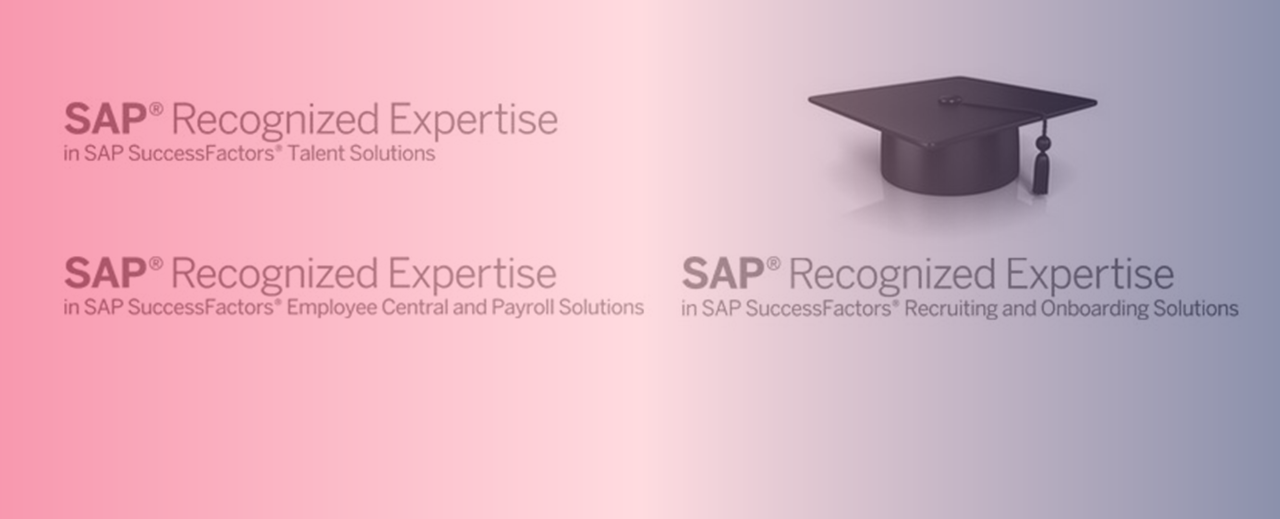 ARAGO Consulting received the « Recognized Expertise » SAP certification