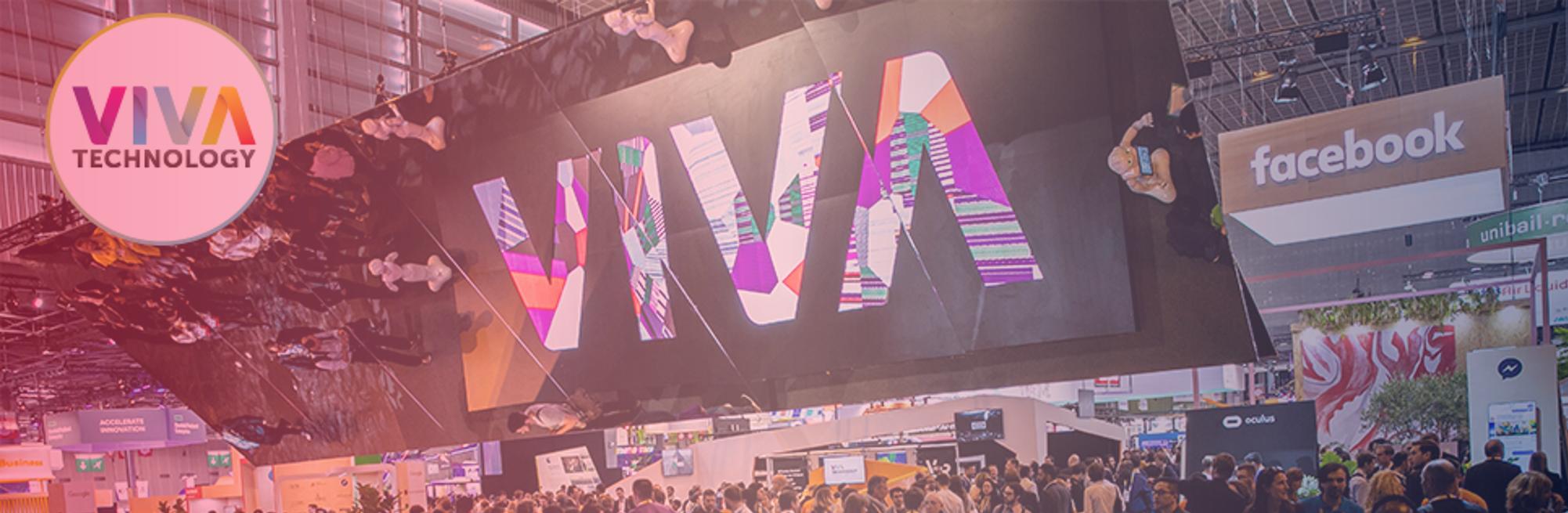 ARAGO Consulting au salon de l'innovation Viva Technology 2018