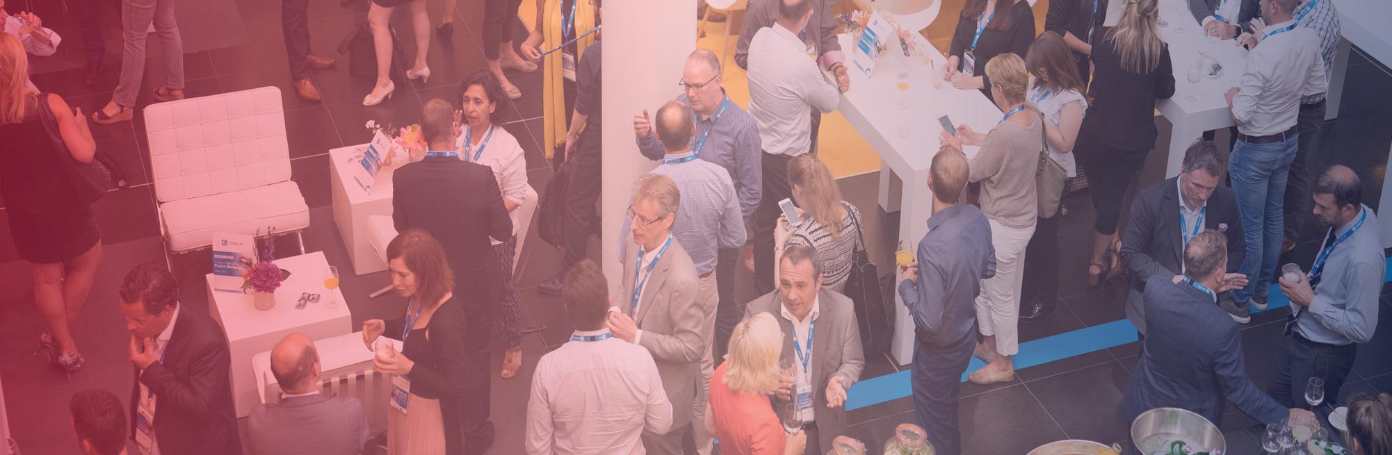 ARAGO Consulting à l'événement SAP Concur Fusion Exchange Benelux 2018