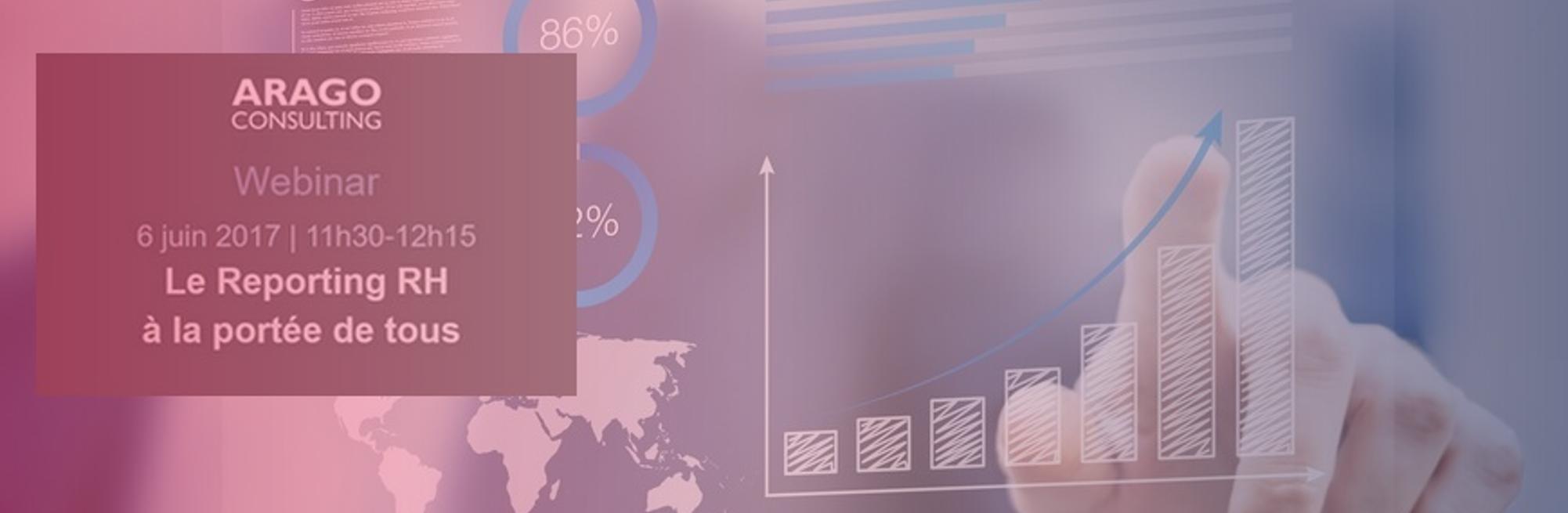 Webinar ARAGO Consulting : Un SIRH complet et intégré : pour quels bénéfices ?
