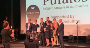 Puratos Receives a Gold SAP Quality Awards for the Implementation of the RMK Solution