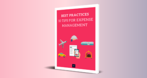 Best Practices – 10 Tips for Expense Management