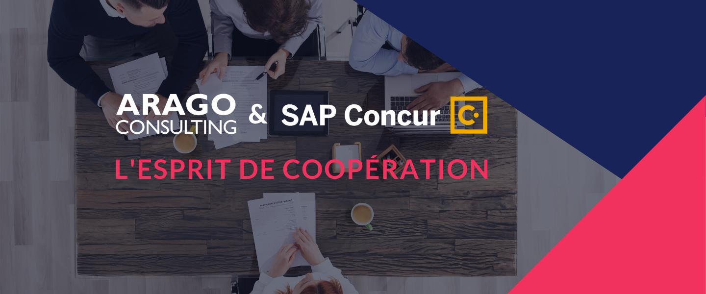 SAP Concur & ARAGO Consulting – L'esprit de coopération