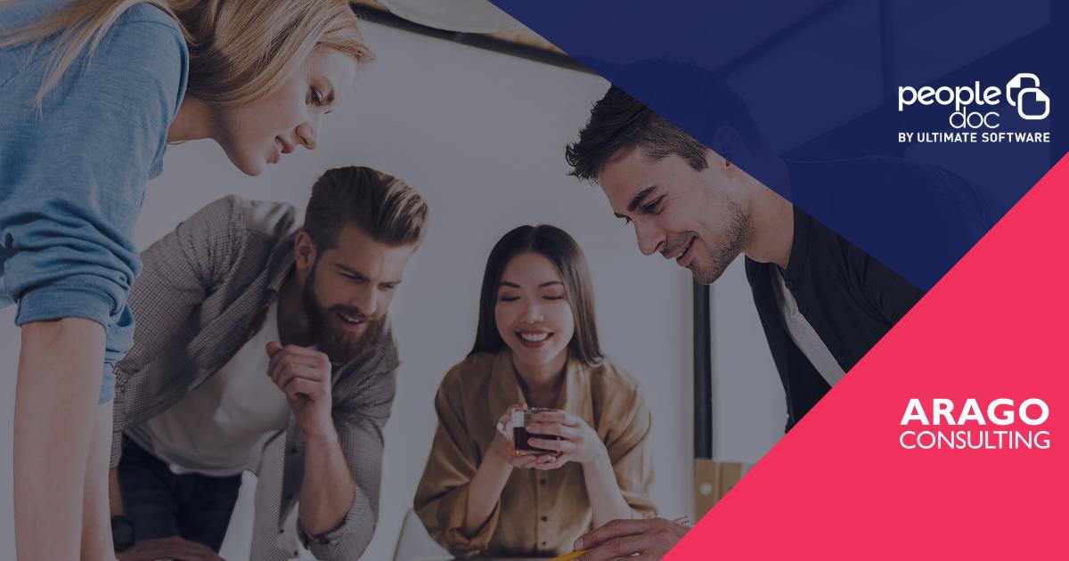 Webinar - Digitalisation des documents RH <br> Simplifiez le quotidien des équipes RH et améliorez l'expérience collaborateur !
