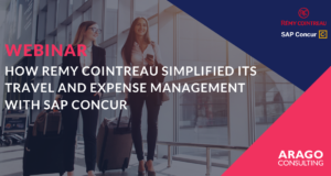 How Remy Cointreau simplified its travel and expense management with SAP Concur