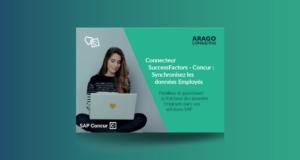 Connecteur SuccessFactors & Concur – L'intégration des données Employés de SAP SuccessFactors dans SAP Concur