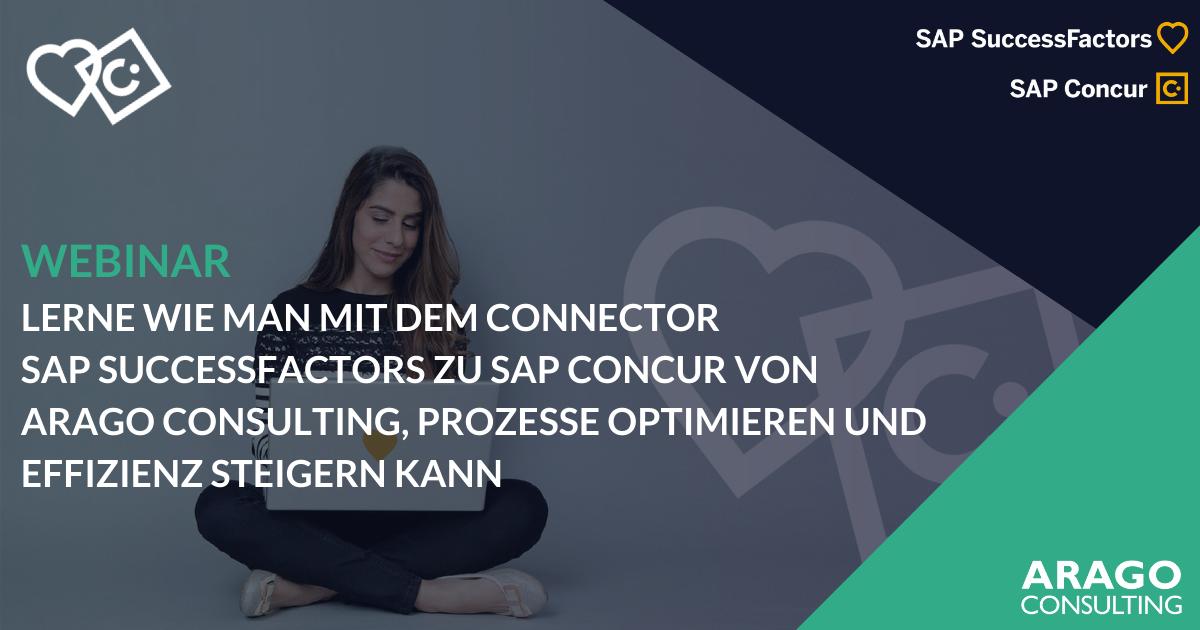 Webinar: Konnektor SAP SuccessFactors zu SAP Concur