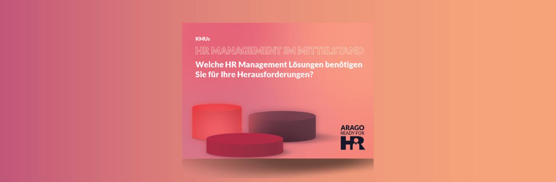 KMUs: Welche HR Management Lösungen benötigen Sie für Ihre Herausforderungen?