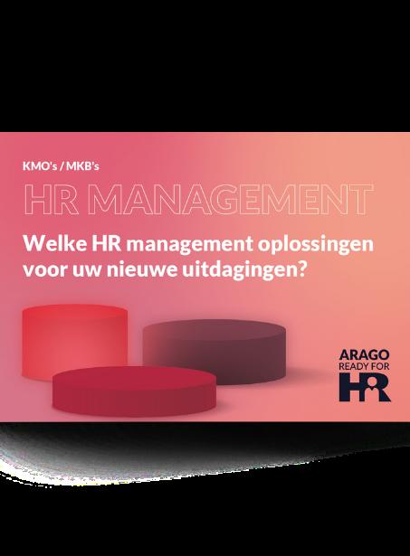 Welke HR Management oplossingen voor uw nieuwe uitdagingen?