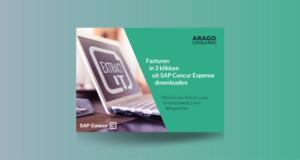 Extract-It voor SAP Concur: Facturen in 3 klikken uit SAP Concur Expense downloaden